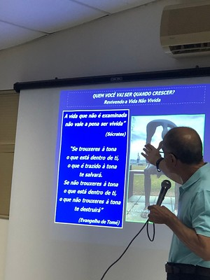 Cursos de Extensão  ministrados por Absolon Macedo