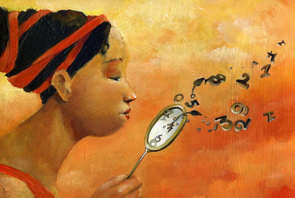 A evolução da mulher e do feminino: conexão do tempo de khronos com Kairós