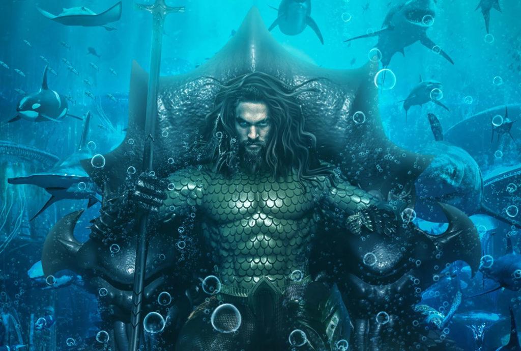 """Mitologia e Política em """"Aquaman"""""""