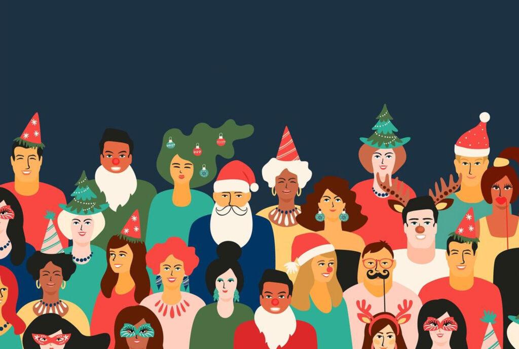 O encanto do Natal e um desejo para o Ano novo mais humano